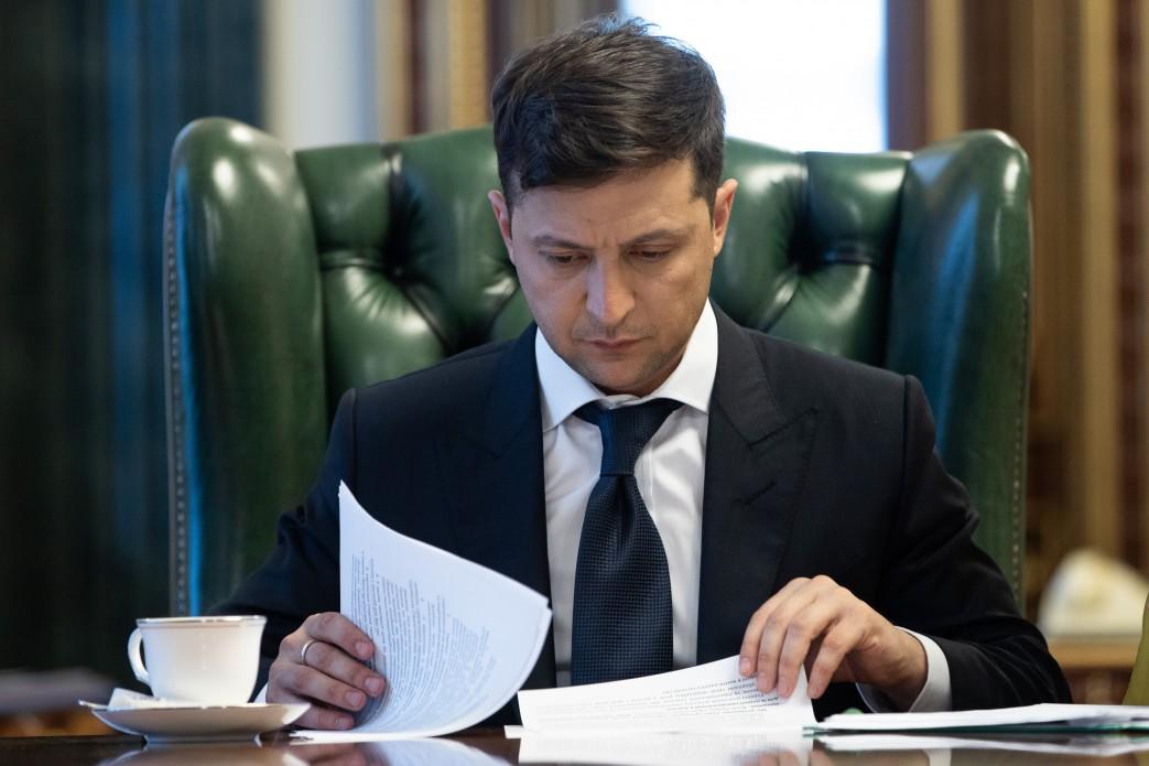 Зеленский обезглавил Службу внешней разведки, опубликован документ