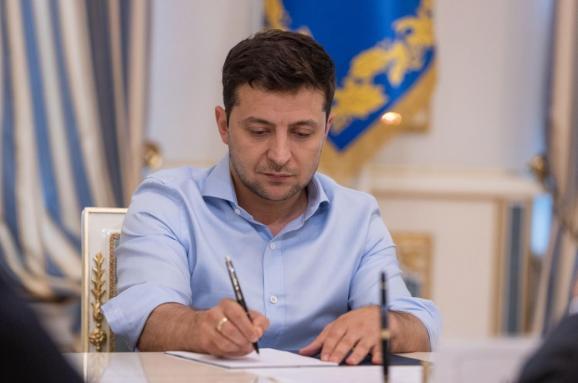 Зеленський підписав закони про підтримку бізнесу під час карантину