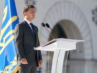 Зеленський подякував Нідерландам за конструктивну позицію в питанні звільнення утримуваних осіб та готовність покарати винних у трагедії MH17