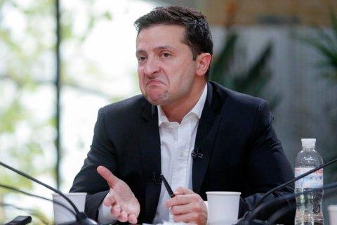 Зеленский против публикации стенограмм его разговоров с кем-либо