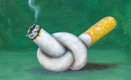 Не вдыхайте, не курите! И поможет в этом литий