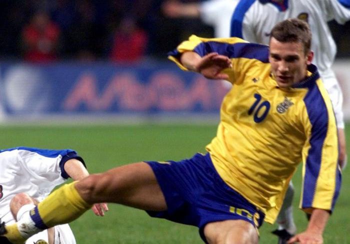 20 лет матчу Россия – Украина: день, когда Шевченко заставил замолчать «Лужники»