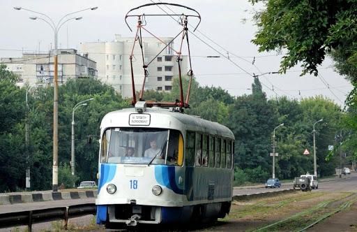 Через ремонтні роботи у Житомирі призупинили рух трамваїв