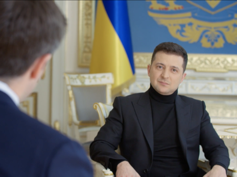 Чому Україна не в НАТО, де IКЕА і хто вбив Лору Палмер? Меми про інтерв'ю Зеленського програмі Axios