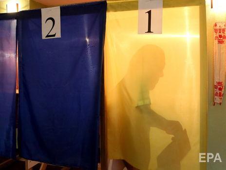 ЦВК прийняла протоколи з мокрими печатками від 197 окружних виборчкомів зі 199