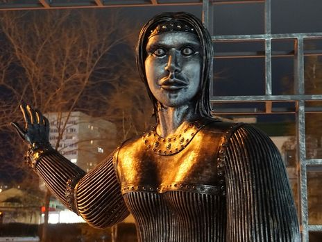 Невзоров про скандальний пам'ятник Оленці: Це перший справжній пам'ятник путінській епосі