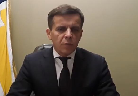 Сергій Сухомлин підтримав мера Чернівців