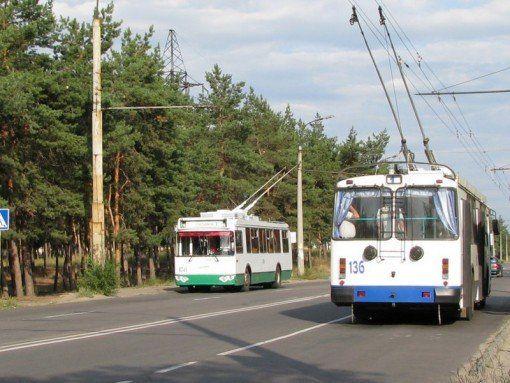 Северодонецкое троллейбусное управление сэкономило почти 90 тыс. грн