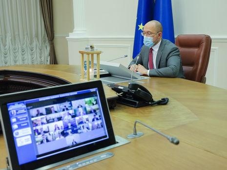 Шмигаль прогнозує Україні майже 5% зростання економіки у 2021 році