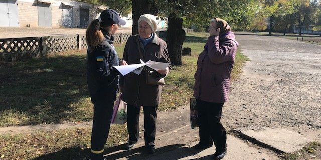 Спасатели напоминают о правилах безопасности в осенне-зимний период