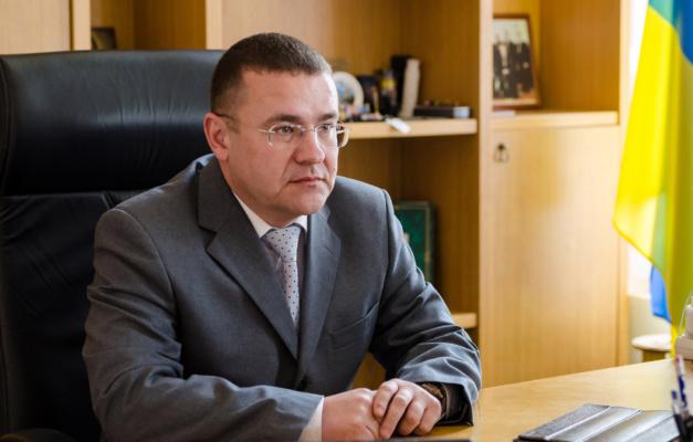Тарас Антоняк четвертий раз очолив Івано-Франківський міський суд