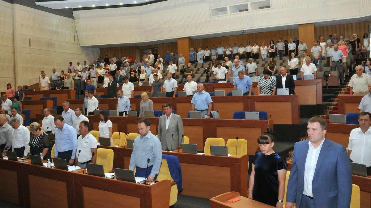 У Запоріжжі на сесії облради прийняли Антикорупційну программу - related