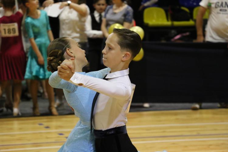 У Житомирі відбулись міські змагання з танцювального спорту (ФОТО)