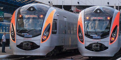 """В  Луганской ОГА просят запустить поезда """"Интерсити"""""""