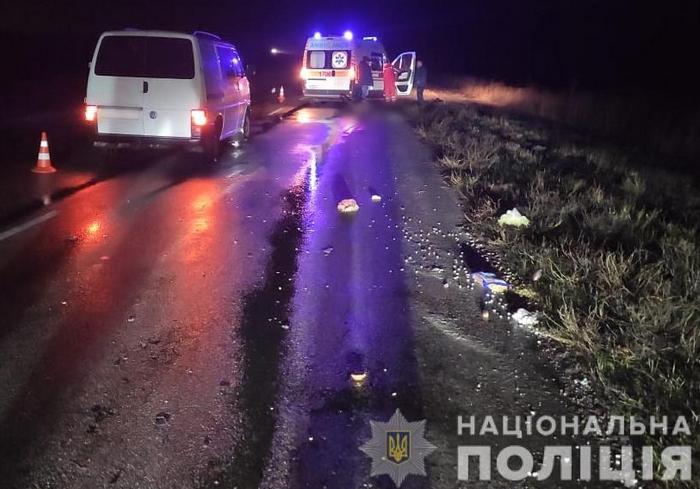 В ДТП под Харьковом погиб велосипедист