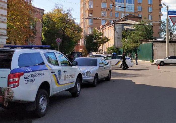 В Харькове эвакуировали тысячу человек