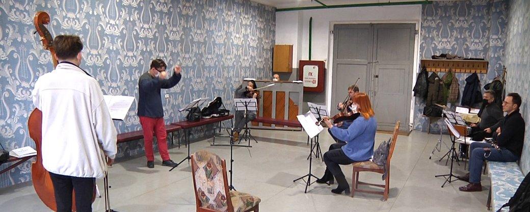 Вперше за свою історію Житомирський театр ставить виставу в жанрі музично-театрального перформансу