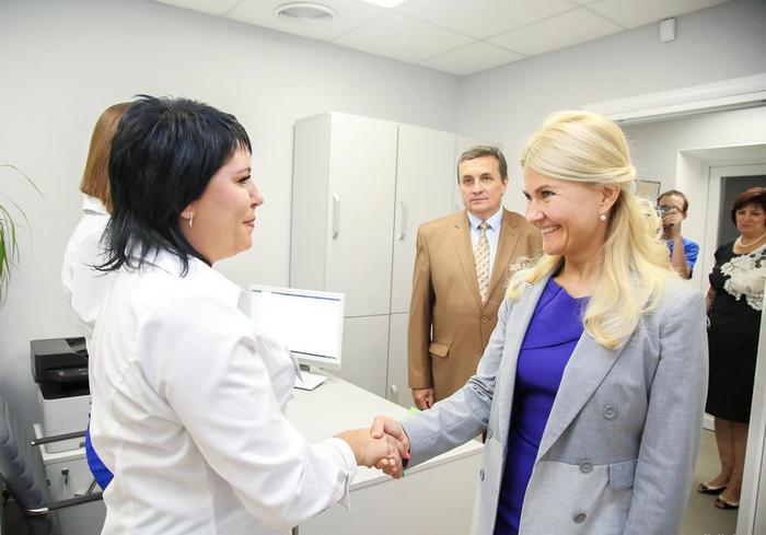 Юлия Светличная: центры предоставления услуг – пример объединения усилий общества и власти (видео)