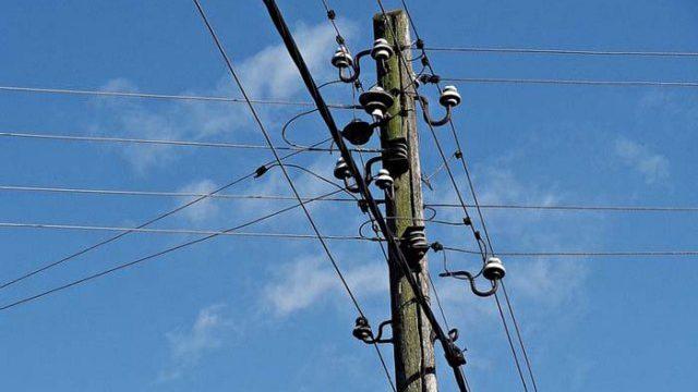 """""""Запоріжжяобленерго"""" демонтує незаконно розміщені на електроопорах лінії інтернет-провайдерів - allow"""