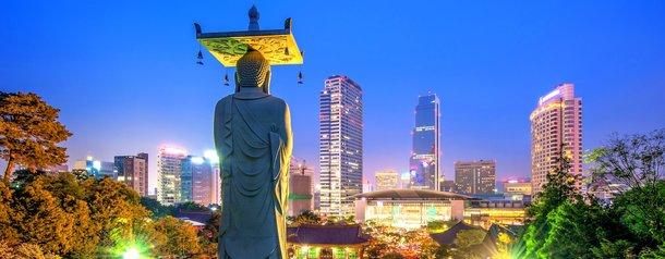 Биржа OKEx покидают Южную Корею