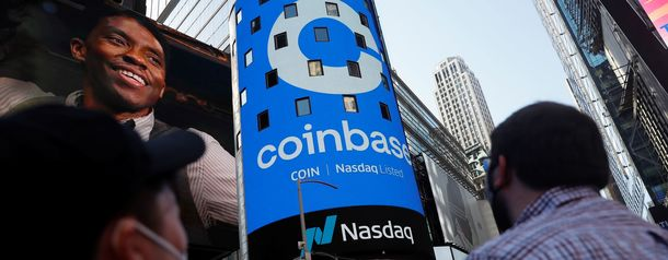 Инсайдеры избавились от акций Coinbase на $4,5 млрд