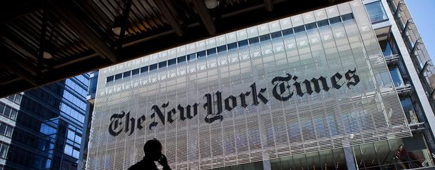 New York Times продала NFT-колонку за 350 ETH