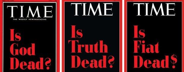 Журнал TIME продаст три NFT-обложки