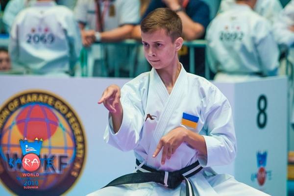 15-річний каратист з Рівного – призер чемпіонату світу (ФОТО) - post are contained