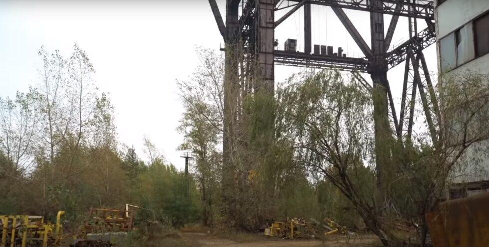 Чорнобиль: йдемо в заборонені місця #SRT