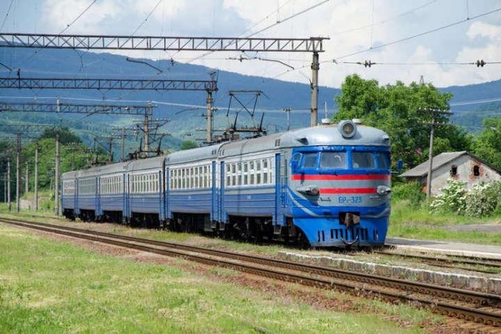 Між Мукачевом і Львовом курсуватиме швидкісний потяг