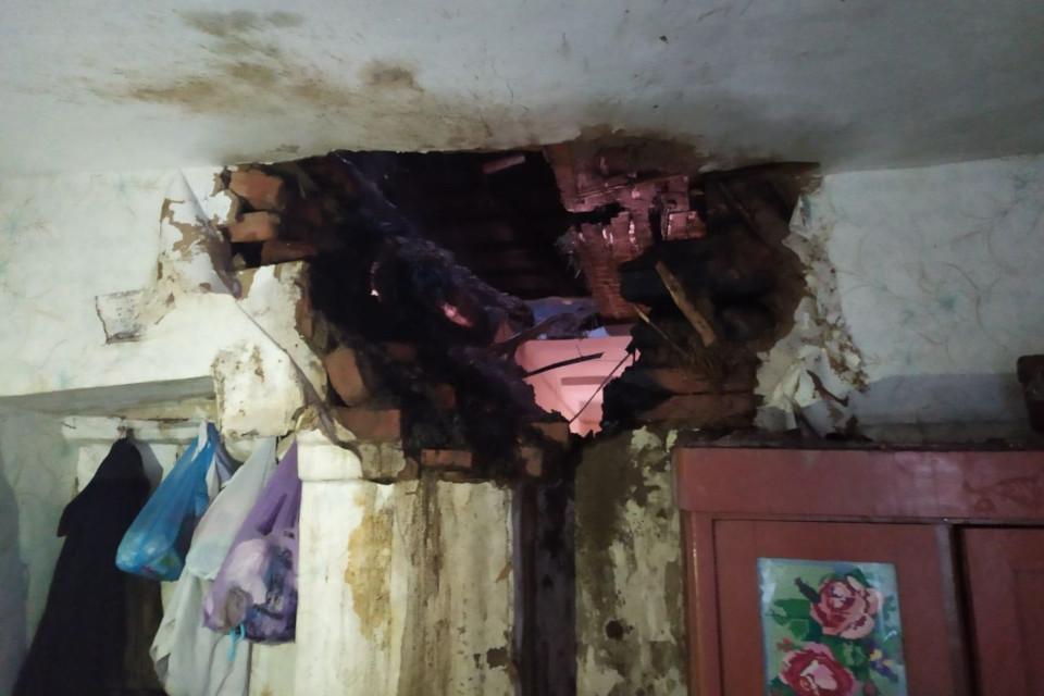 На Сумщині під час пожежі у житловому будинку загинула людина