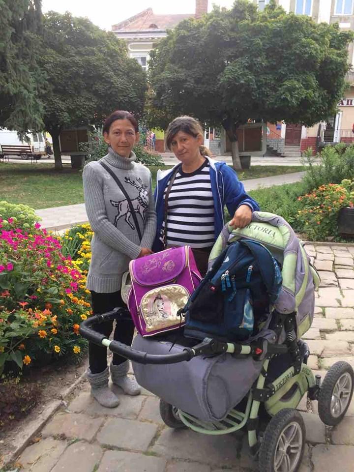 На Тернопільщині допомагають потребуючим (фотофакт)