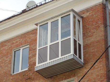 Остекление балконов: особенности и разновидности - related