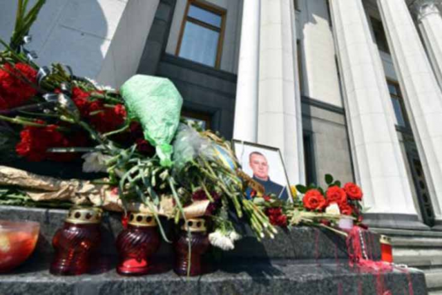 Пострадавшие от взрывов под Верховной Радой нацгвардейцы просят предоставить им статус участников боевых действий