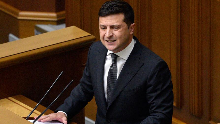 Рейтинг президента Зеленського пішов у круте піке