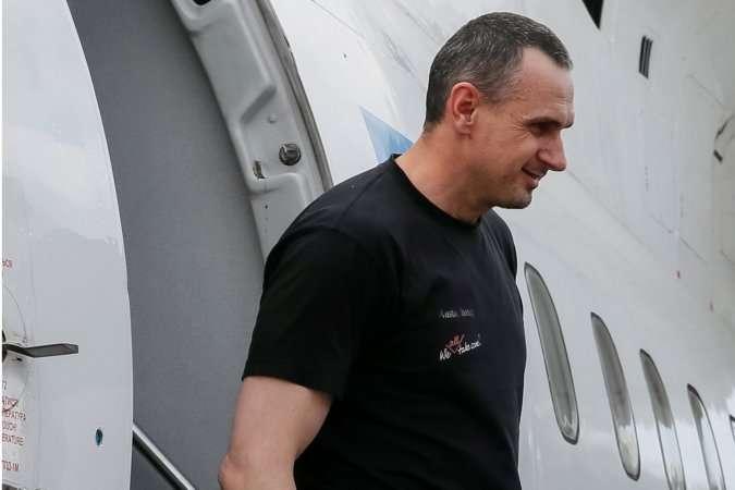 Сенцов розповів, як відновлювався після голодування