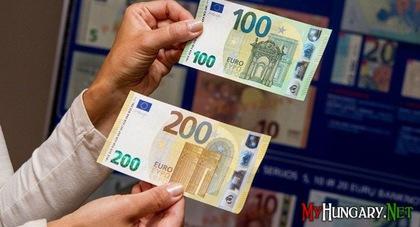 Следует знать: Европейский центральный банк вводит в обращение новые банкноты - Спец. Материалы