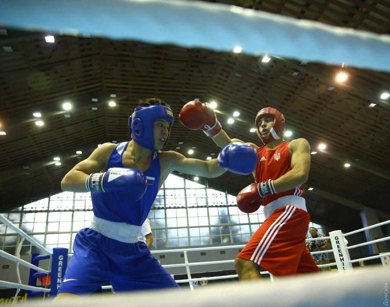 Спортсмен изОдесской области пробился вфинал молодежного чемпионата Европы побоксу
