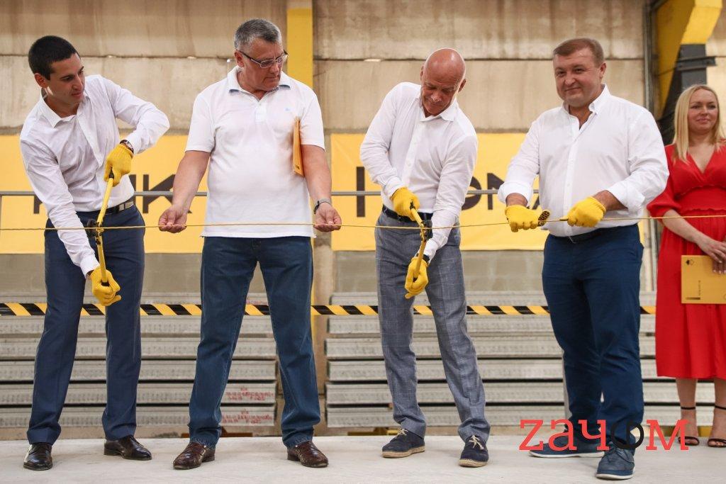 Строительный альянс KONA открыл новое производство - Новости