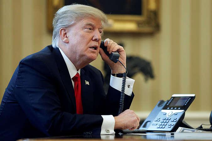 Трамп допустив оприлюднення стенограми розмови із Зеленським