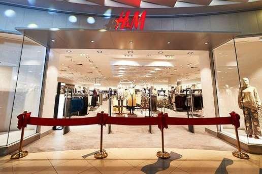 У Києві відкрився третій магазин H&M