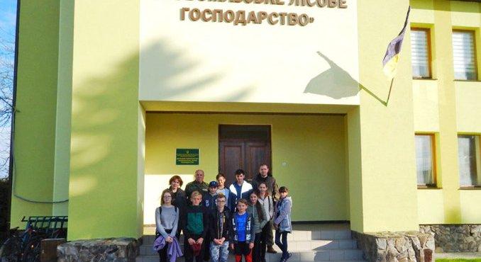 У школі на Волині цьогоріч запрацювало учнівське лісництво (ФОТО)