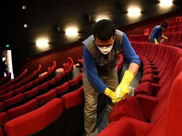 У Сумах запрацюють кінотеатри