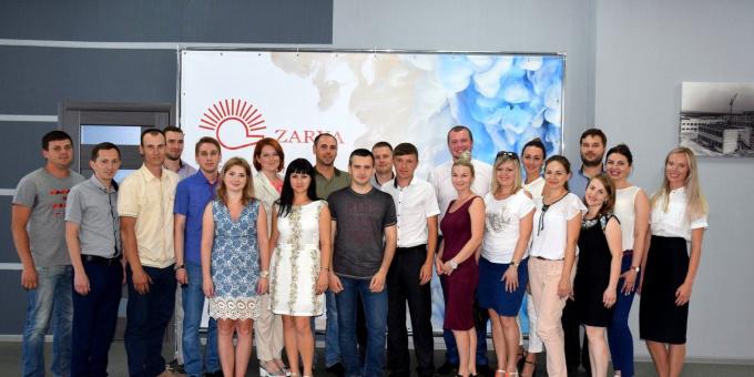 В Луганской области НПП «Заря» возрождает работу совета молодых специалистов - Это удивило всех