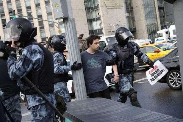 Влада Москви вшосте відмовила у проведенні акції опозиції