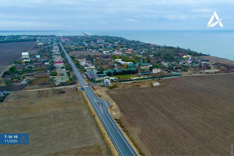 Врайоне курортных поселков Одесской области строят «островки безопасности»