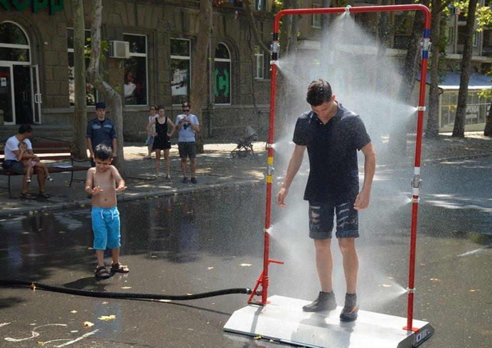 «Встановлення водяних завіс під час спеки»: нова петиція від сумчан - allow