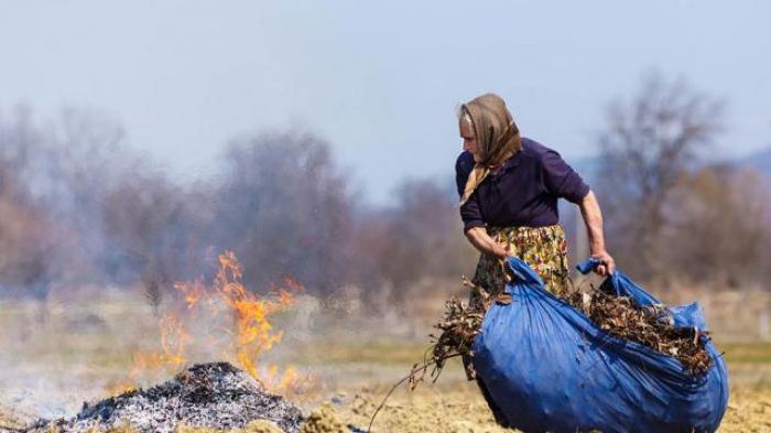 За спалювання сухої трави у Чорткові – до 1 700 грн штрафу