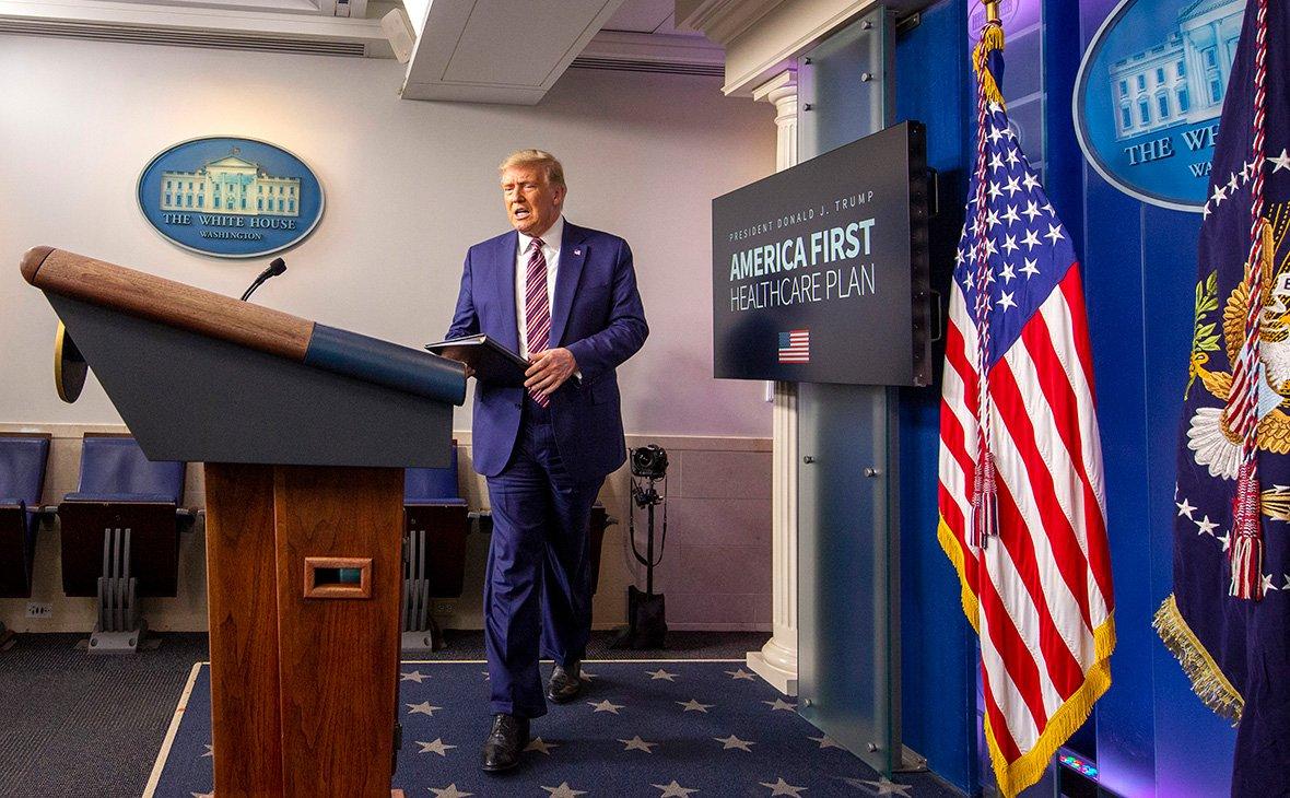 Карантин наносит больший вред, чем Covid-19, - Трамп