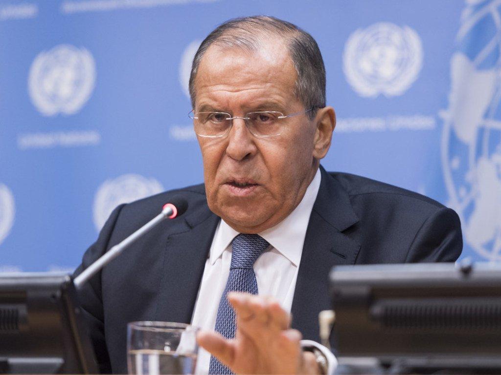 Лавров: Россия вряд ли примет требование Санду о выведении своих войск из Приднестровья